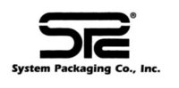 System Packaging Co. Logo